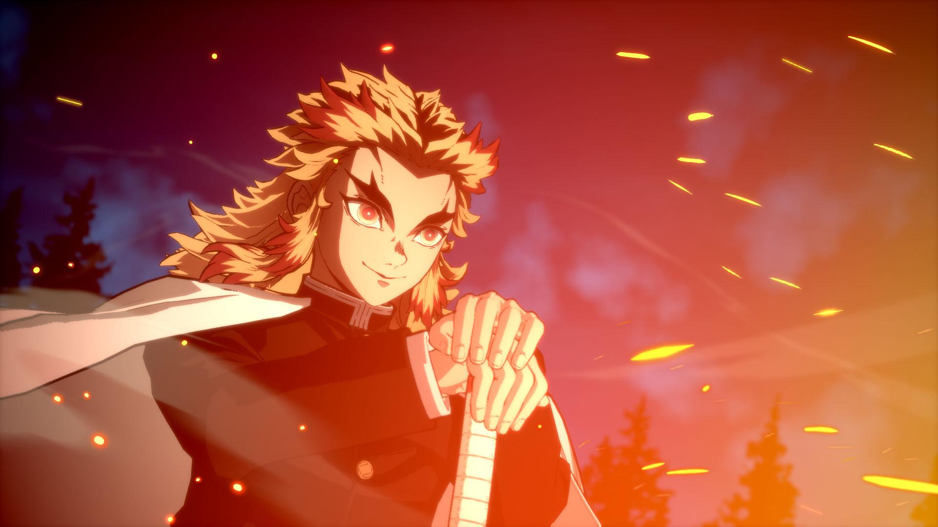 Demon Slayer Kimetsu no Yaiba The Hinokami Chronicles - Announce (17)-36360360cce905776859