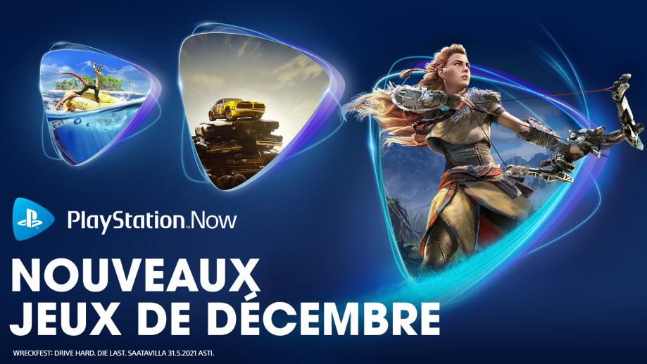 PlayStation Now - Décembre 2020 - 01