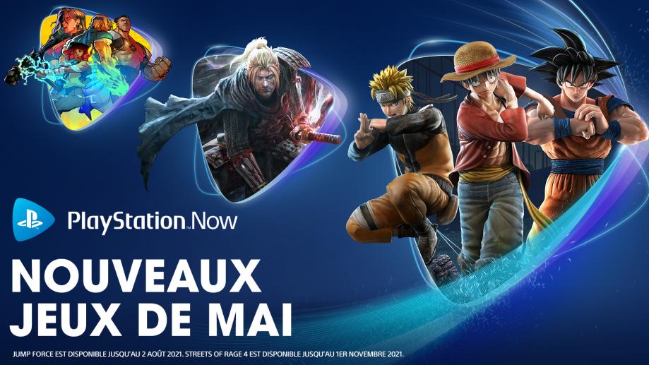 PlayStation Now - Mai 2021 01