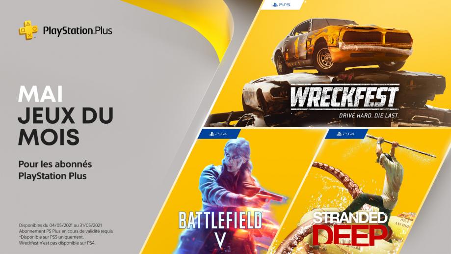 PlayStation Plus - Mai 2021 01