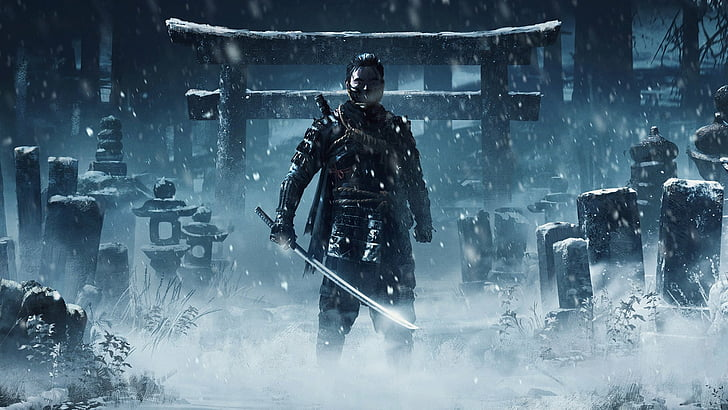 video-game-ghost-of-tsushima-wallpaper-preview