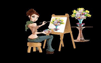 FORT Nadine artiste peintre