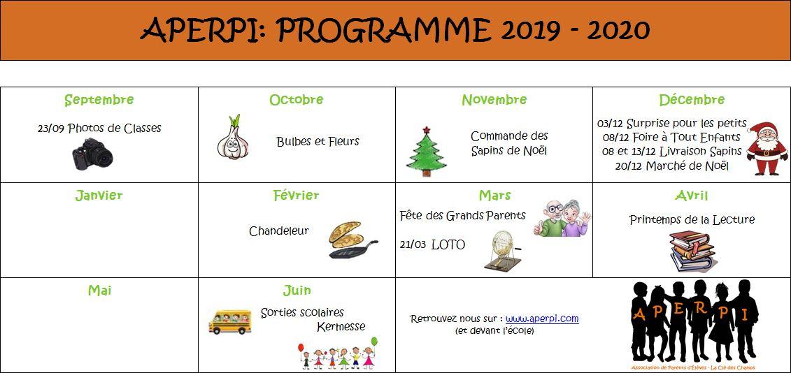 Programme MAJ Loto