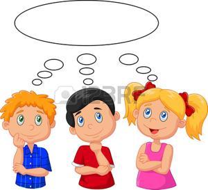 37538586-enfants-cartoon-penser-avec-bulle-blanche