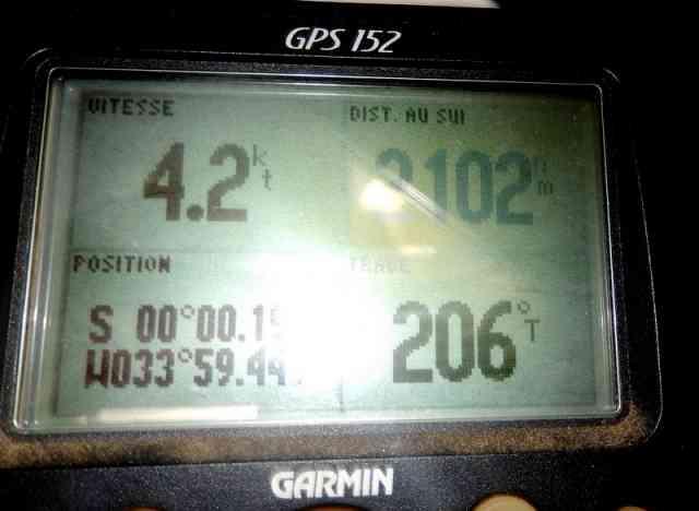 GPS equateur