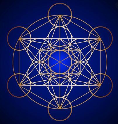 cube de métatron nicole pierret