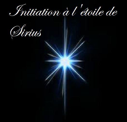 initiation à l\\\'étoile de sirius à distance nicole pierret