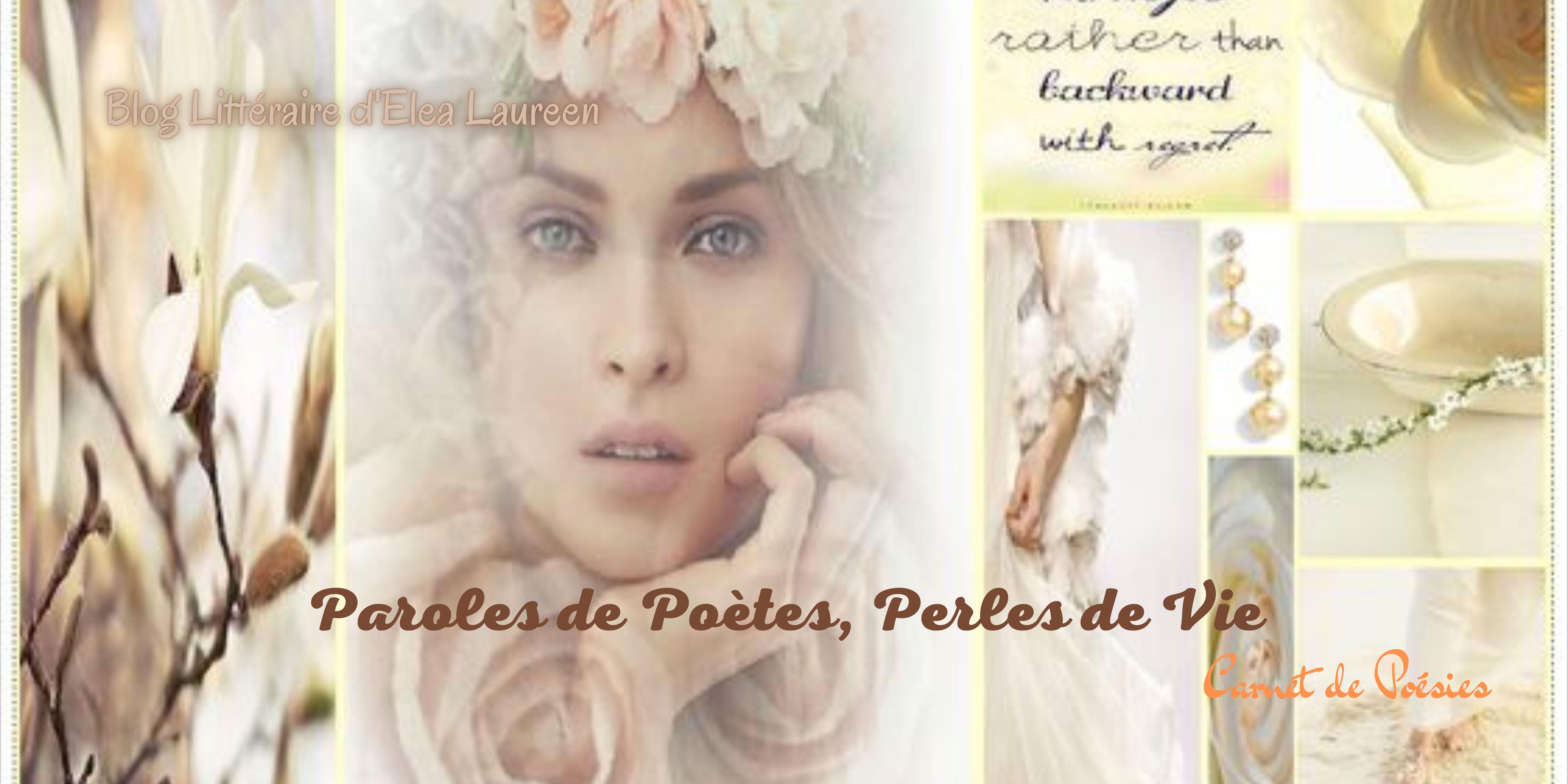 Paroles de Poètes, Perles de Vie