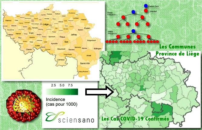 Communes Province de Liège - 8 avril