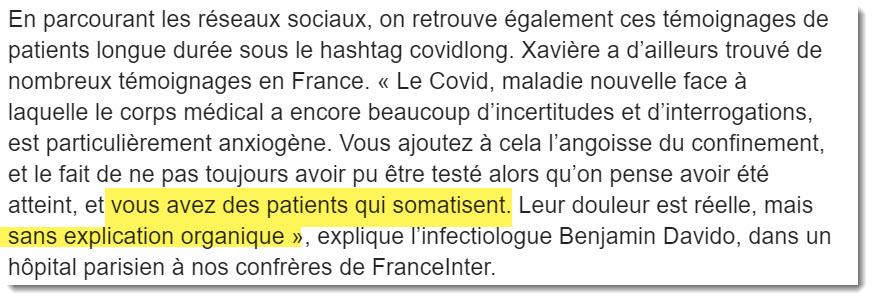 De La Meuse - \\\'les patients qui somatisent\\\'