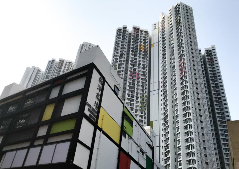 Housing for quarantine in HK