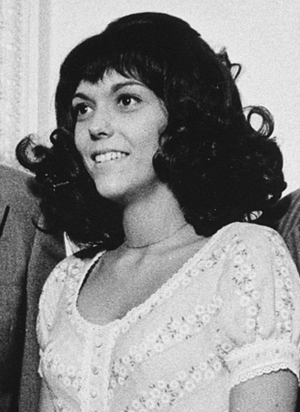 Karen Carpenter - White House - August 1972