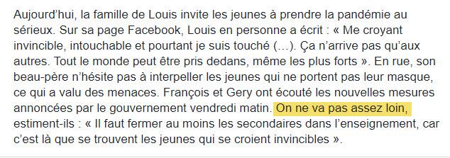 Louis moins invincible - oct