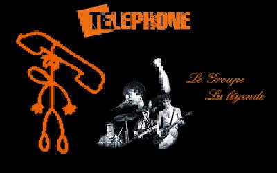 TELEPHONE Le groupe, la légende