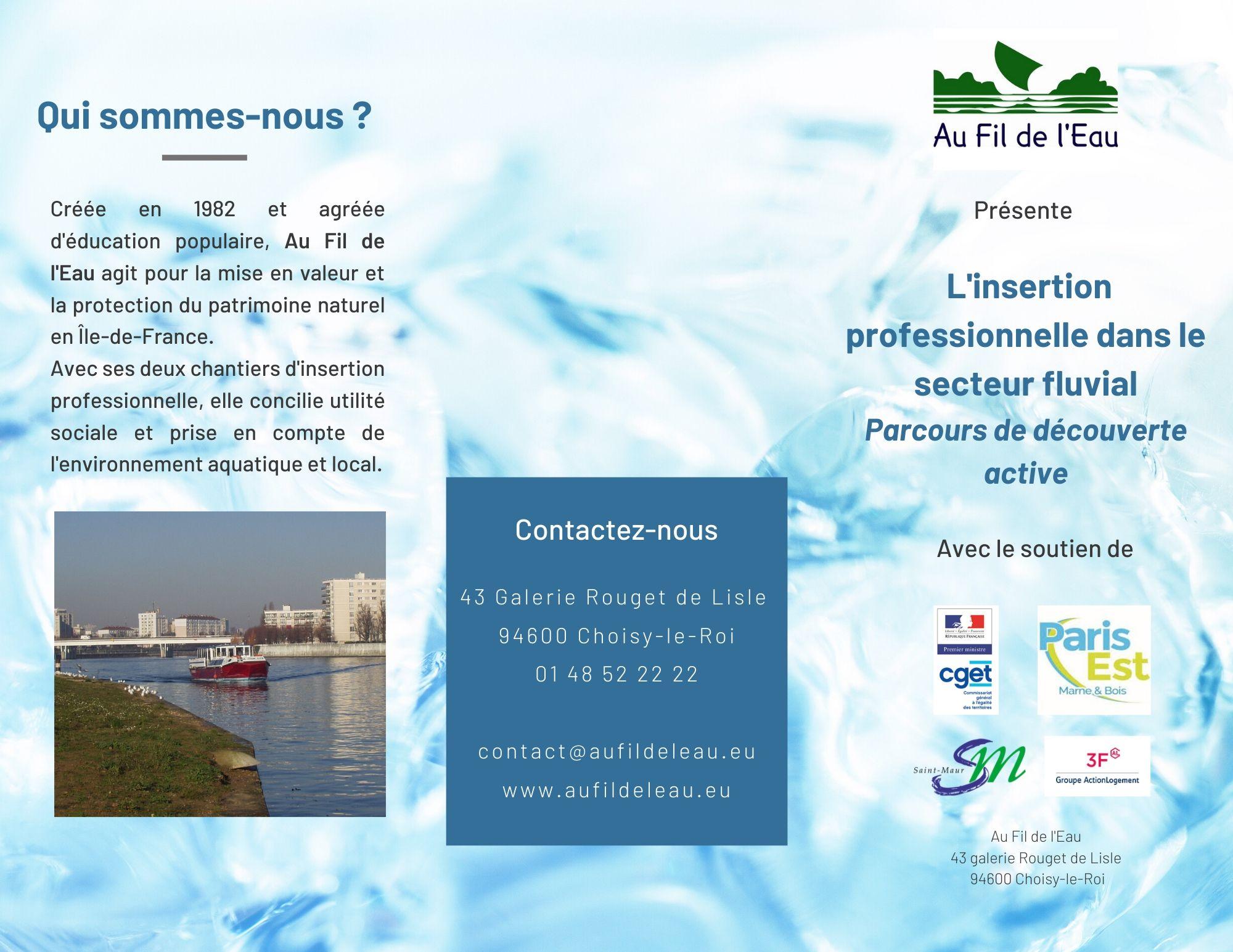 Au fil de l\\\'eau juillet 2020 1 de 2