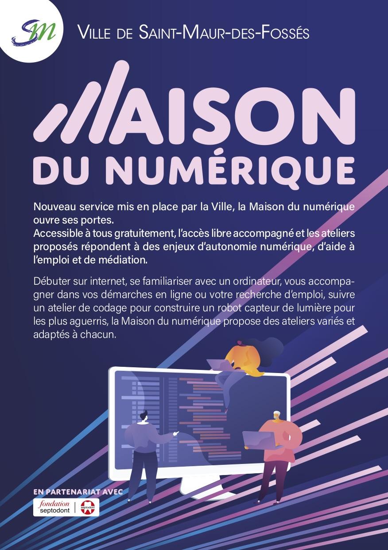 Flyer MAISON DU NUMERIQUE Web V1
