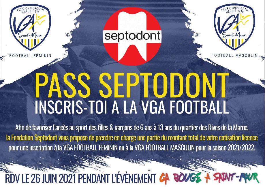 Fondation Septodont - VGA Football