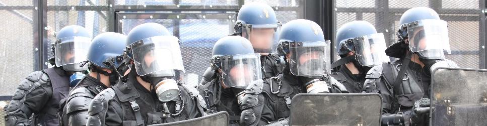 ESCADRON -   Simulateur d'émeutes et de MO