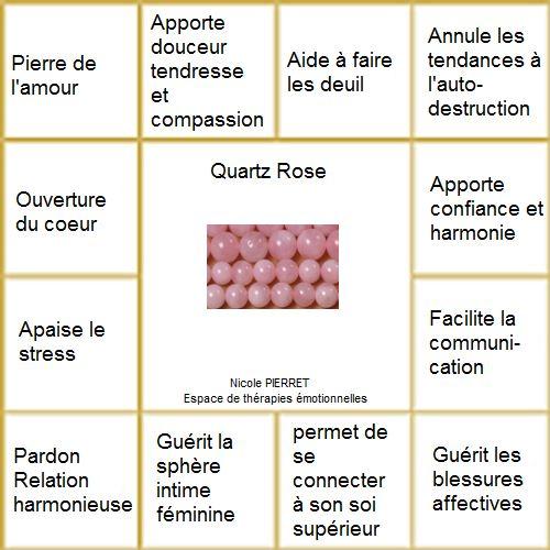 quartz rose nicole pierret