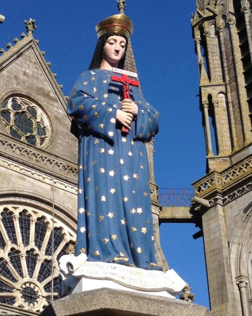 Notre dame de Pontmain Mayenne