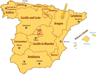 Aragon selected - 1 September