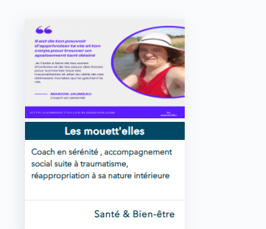 Annuaire blog4ever