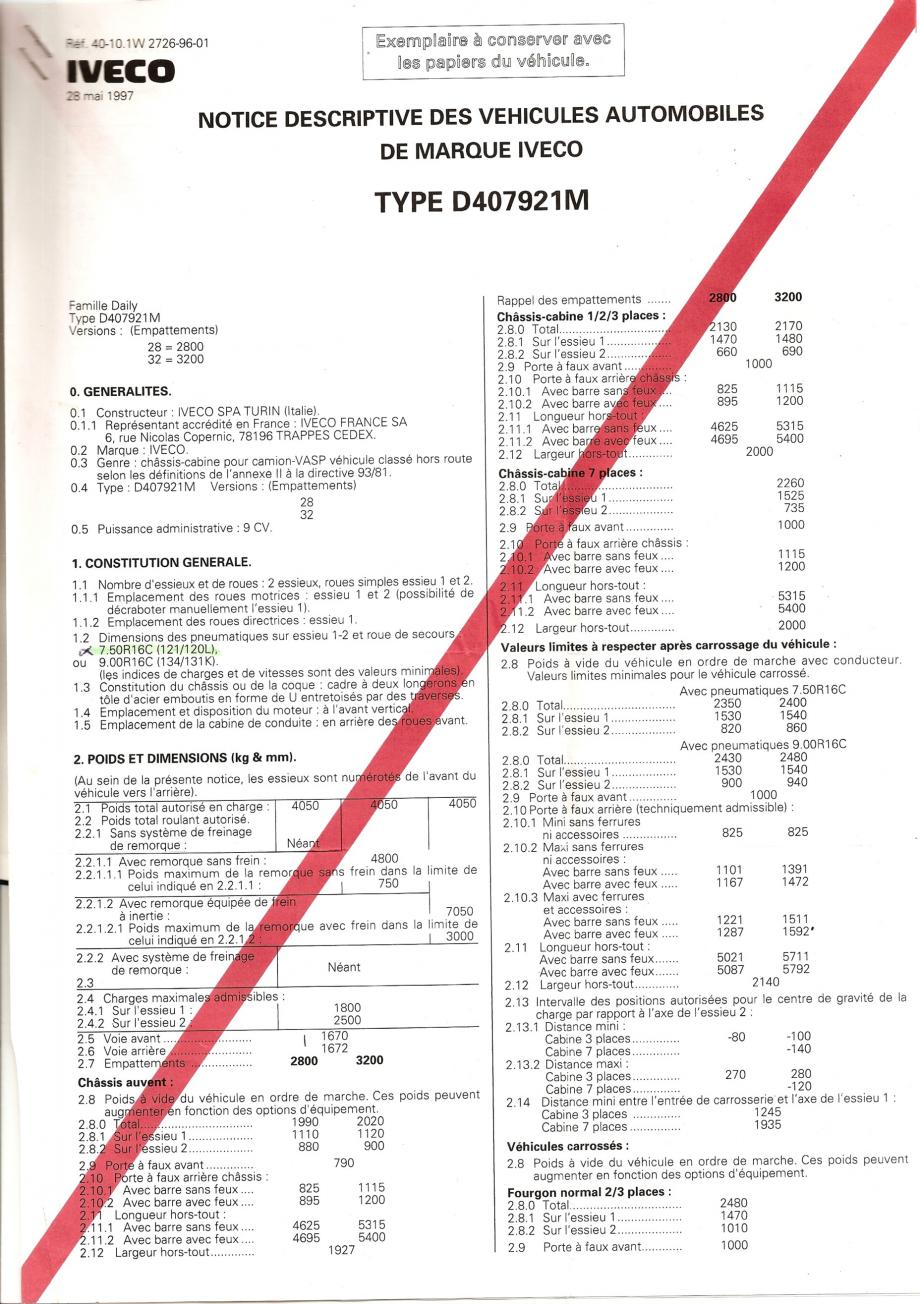 barré rouge certificat de conformité