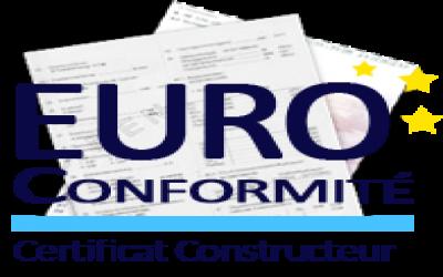 certificat de conformité voiure