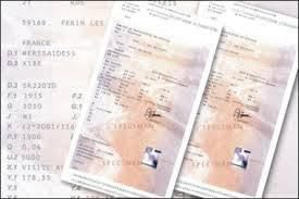 Certificat de Conformité pour l'établissement de la Carte grise française