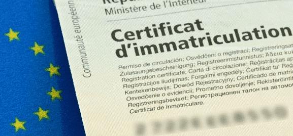 LES DÉMARCHES DE CARTE GRISE DÉSORMAIS ACCESSIBLES EN LIGNE
