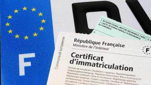 Le Certificat de Conformité délivré par notre service Homologation vous permet d'immatriculer votre véhicule