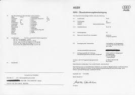 Comment obtenir un certificat de conformité Audi pour mon véhicule