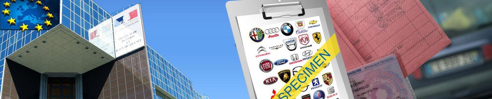 Le Certificat de conformité pour les nouvelles voitures : E-COC
