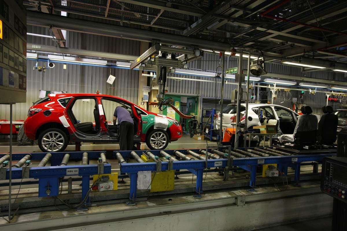 Marque Vauxhall etCertificat de Conformité Vauxhall
