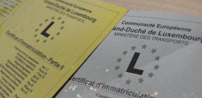 Comment immatriculer une voiture Luxembourgeoise en Belgique?