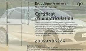 Certificat de conformité de voiture: où l'acheter ?