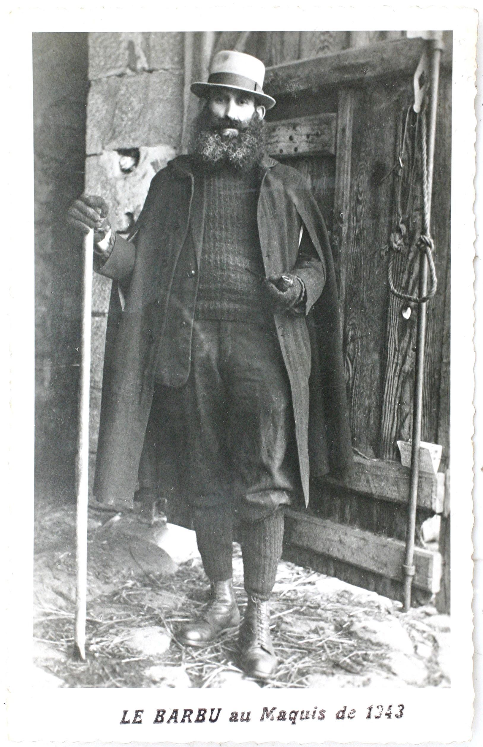 Barbu en 1943