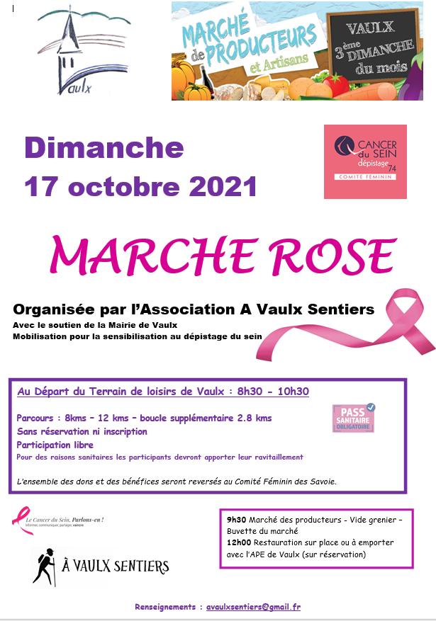 marche rose 1