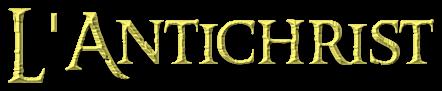 L'antichrist titre or.png