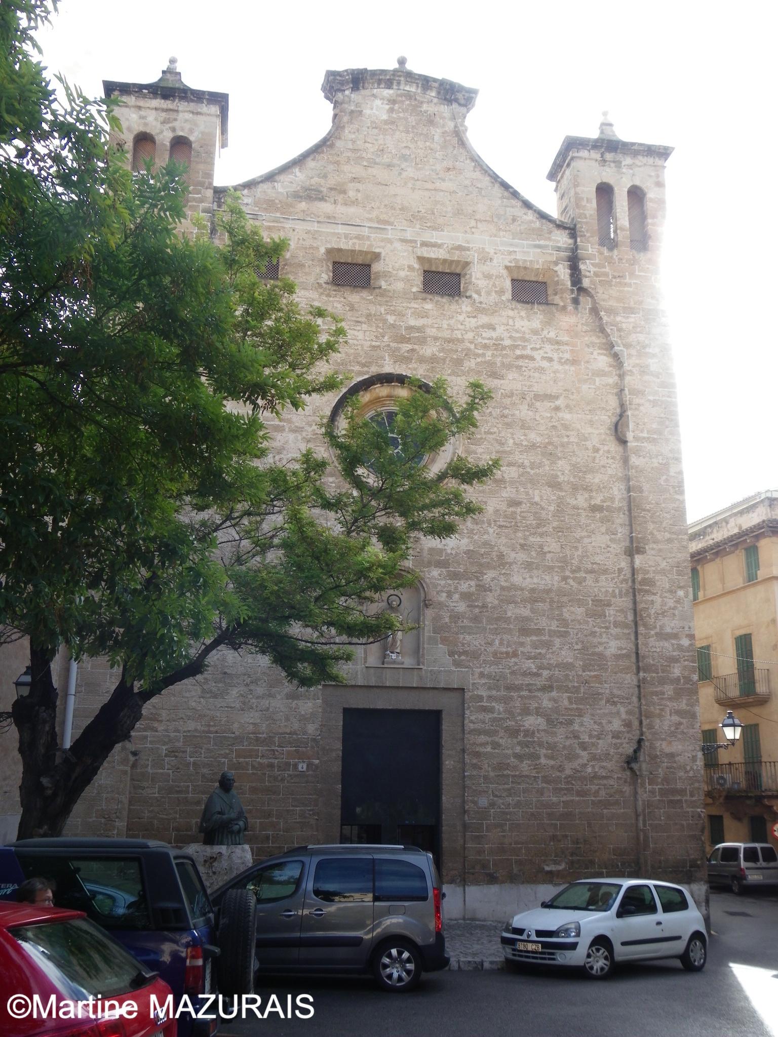 13-10-2012 - 283 - Palma - Eglise Santa Magdalena *