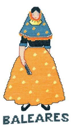 42 - Costume mallorquin