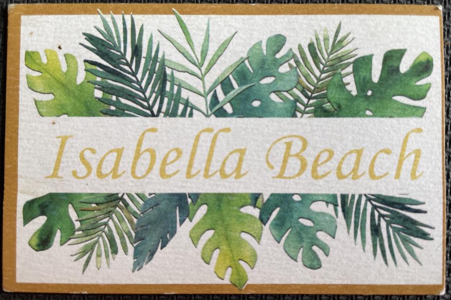 Isabella Beach *