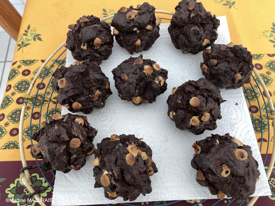 Muffins au Laccao *