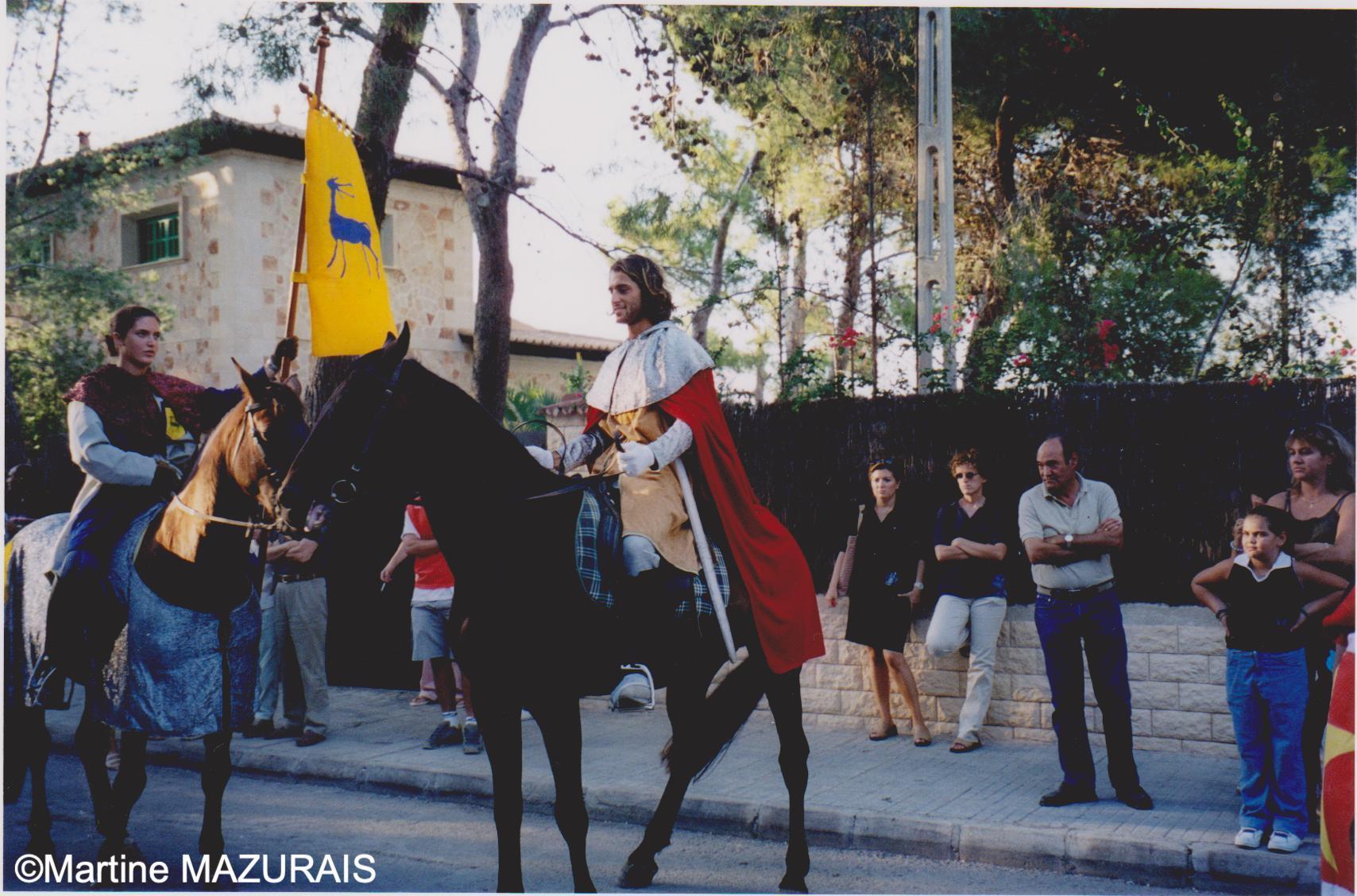Santa Ponsa - 06 - Septembre 01 *