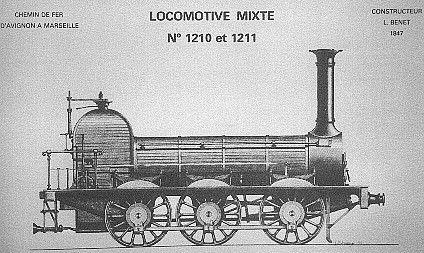 LOCOMOTIVE 030
