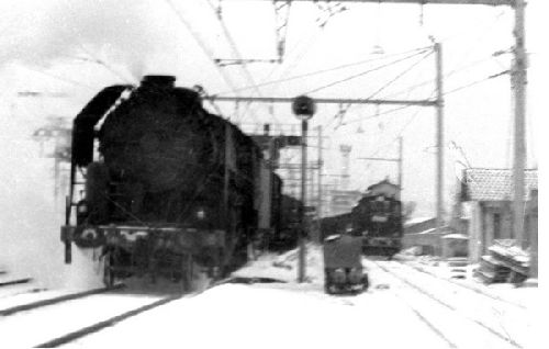 LOCOMOTIVE 141 R