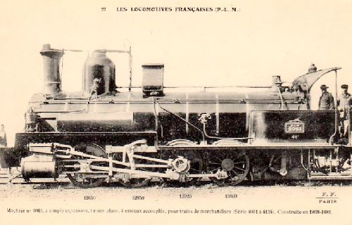 LOCOMOTIVE 040