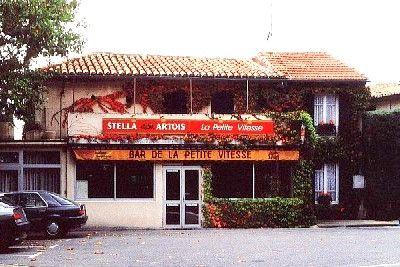 CAFE DE LA PETITE VITESSE CARPENTRAS