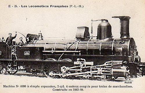 LOCO 040 PLM