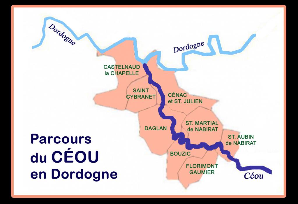 Photo 00 - Parcours du Céou en Dordogne